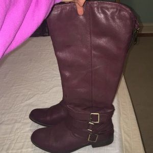Shoes - Red Boots